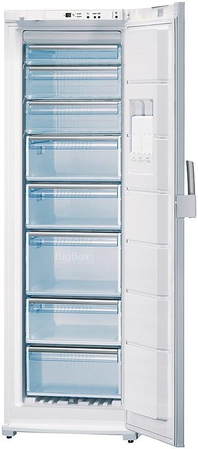 Bosch GSN32A20 Independiente Vertical 248L A+ Blanco - Congelador ...