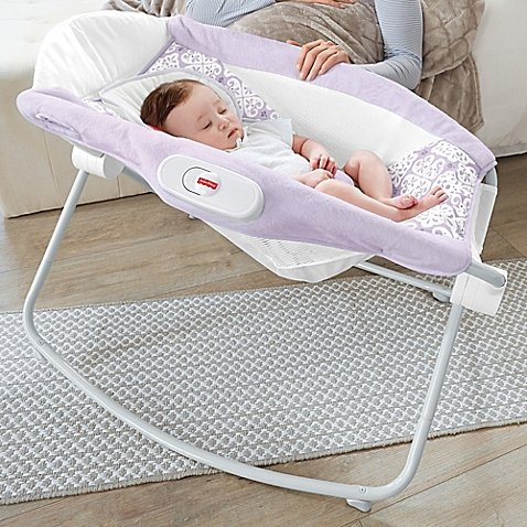 Fisher-Price Fairytale Deluxe Newborn Rock 'n Play Sleeper