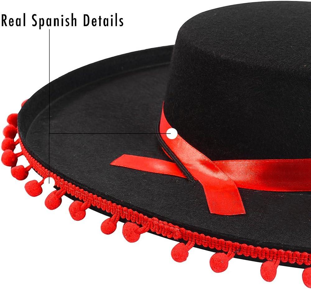 Amazon.com: Sombreros de fiesta divertidos Matador ...