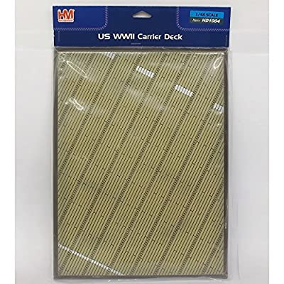 HOBBY MASTER 1/48 American aircraft carrier deck base (japan import)