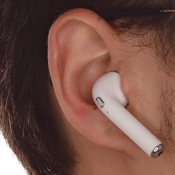 CEKATECH® Casque sans Fil, Ecouteurs Bluetooth Compatible avec Samsung Galaxy J6, Écouteurs sans Fil avec Micro,écouteurs sans Fil avec étui de