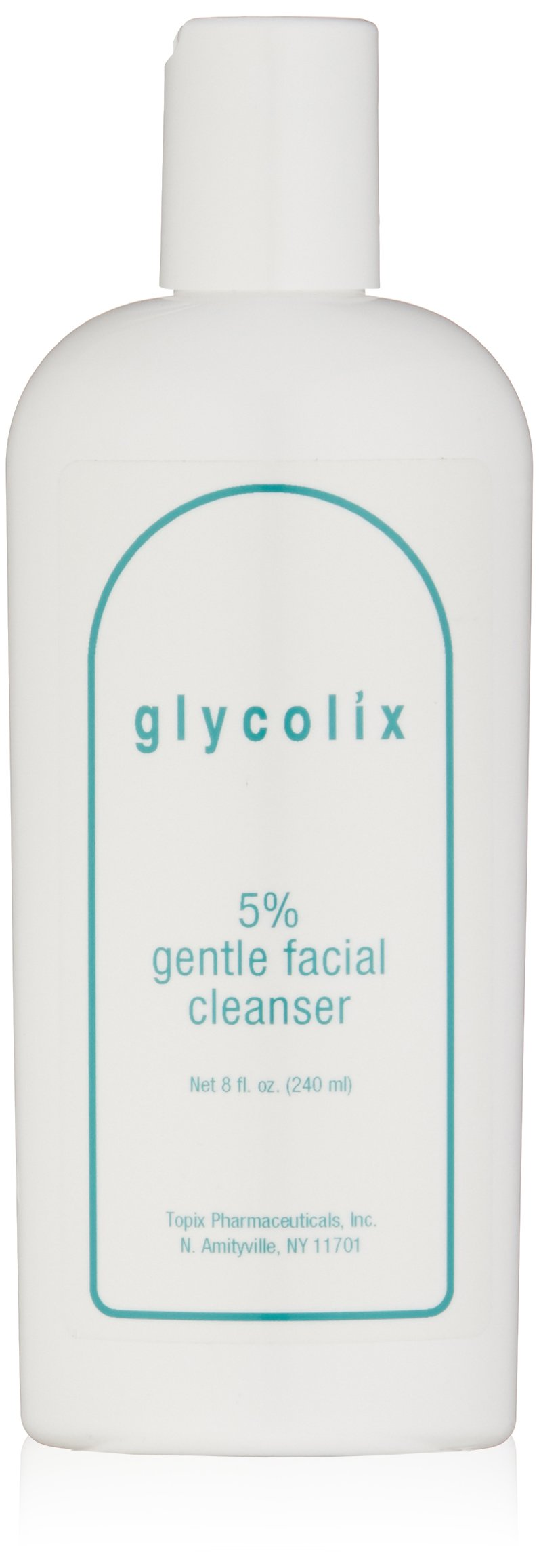 Glycolix 5% Gentle Facial Cleanser, 8 Fl Oz