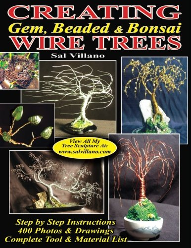 Creating Beaded Bonsai Wire Trees product image