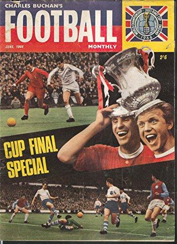 FOOTBALL MONTHLY World Cup John Atyeo Harry Johnson 6 1966