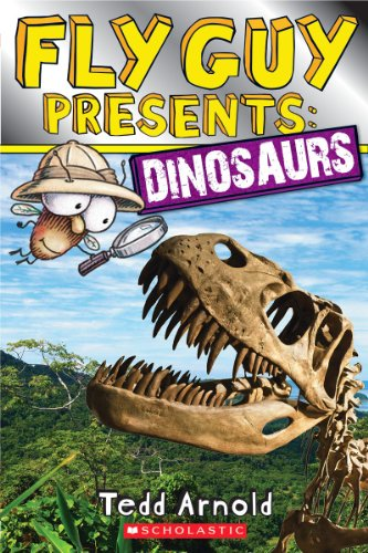 Fly Guy Presents: Dinosaurs (Scholastic Reader, Level 2) (Fly 2 Level Guy)