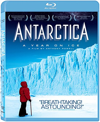 Antarctica: A Year on Ice [Blu-ray]