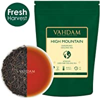 High Mountain Oolong Tea Leaves from Himalayas, (50 Cups) 100g | OOLONG TEA FOR WEIGHT LOSS | 100% Natural Detox Tea, Weight Loss Tea, Slimming Tea - Brew Hot, Iced, Kombucha Tea | Loose Leaf Tea