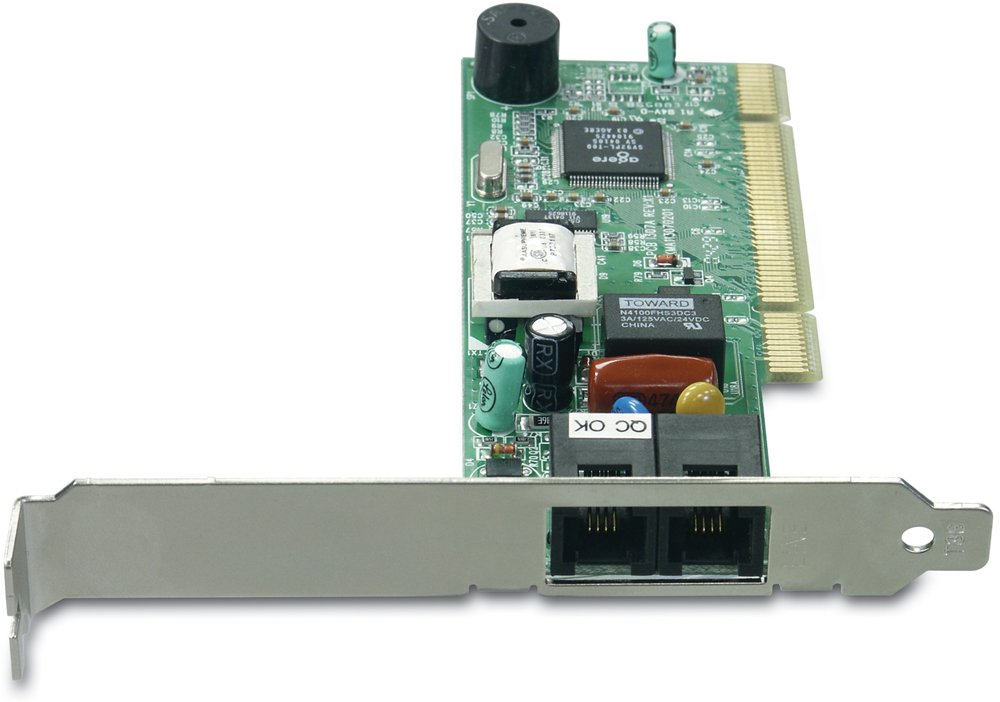 TRENDnet TFM-PCIV92A 56K Internal PCi Data//Fax//Tam Modem