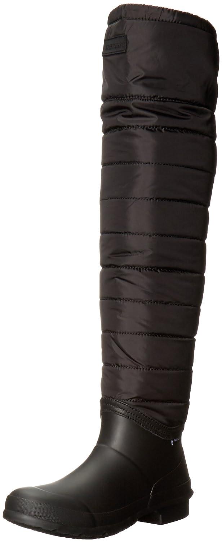 Tretorn Women's Harriet Rain Boot B01G62URP8 5 B(M) US|Black/Black/Black