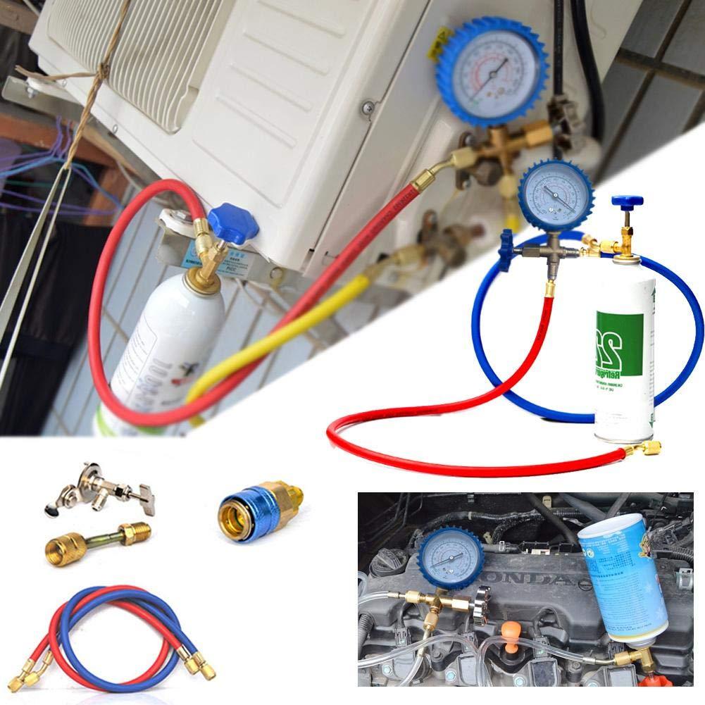 xuanyang524 R22 R134A R410 R600 Refrigerante para el hogar ...