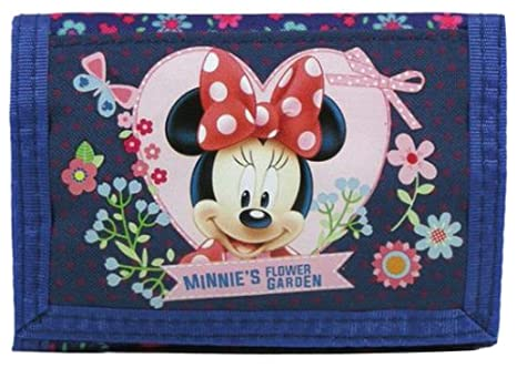 Monedero Minnie Mouse Kids Wallet de Disney: Amazon.es: Equipaje