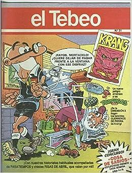 El Tebeo edicion 1991 numero 021: Varios: Amazon.com: Books