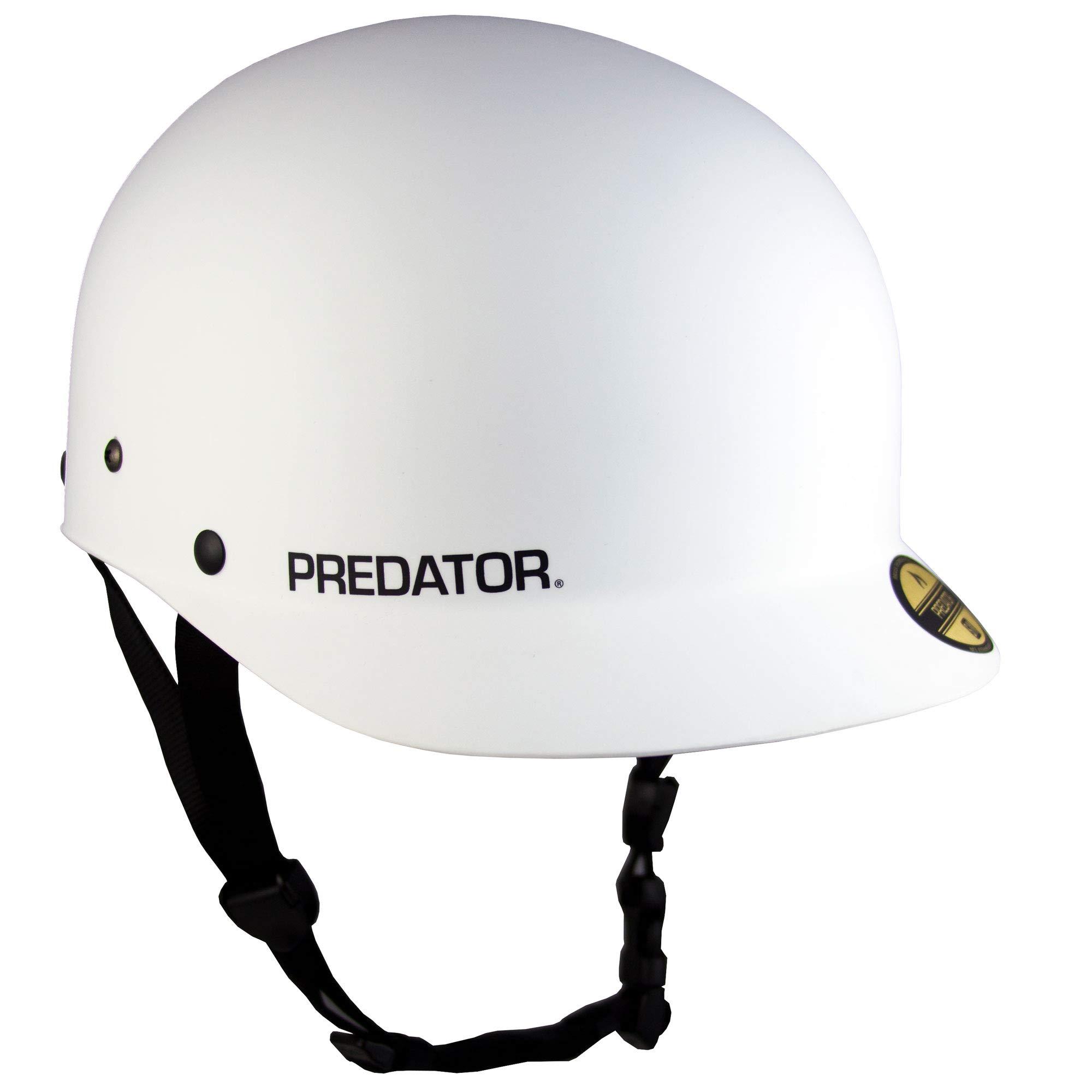 Predator Shiznit Kayak Helmet-MatteWhite-L/XL by Predator