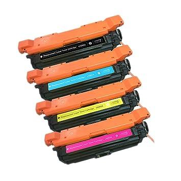 Compatible con los Cartuchos de tóner HP 642A para los ...