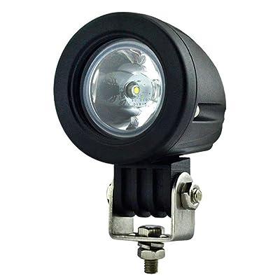 PPSAERTE® LED10W Job s'allume voiture SUV camion véhicule tout-terrain lumières étanches IP67 travail Highlight