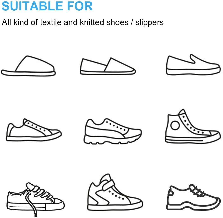 YOU Saco Lavadora para Zapatos, 2 Bolsas Premium de Malla de ...
