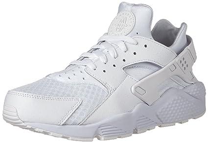 beab12f7fd1 Amazon.com  Nike Men s Air Huarache White White Pure Platinum ...