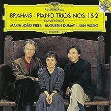Brahms Piano Trios 1 & 2