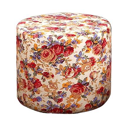 Strange Amazon Com Zhaoyongli Stools Footstools Diy Soft Ottoman Evergreenethics Interior Chair Design Evergreenethicsorg