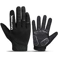 Outdoor Sport Handschoenen Heren Fitness Handschoenen Lange Vinger Winter Winddicht Fietsen Fietshandschoenen Mtb Road…