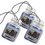 lilac car air freshener - 3 x Yankee candle Lilac Blossoms car jar Ultimate