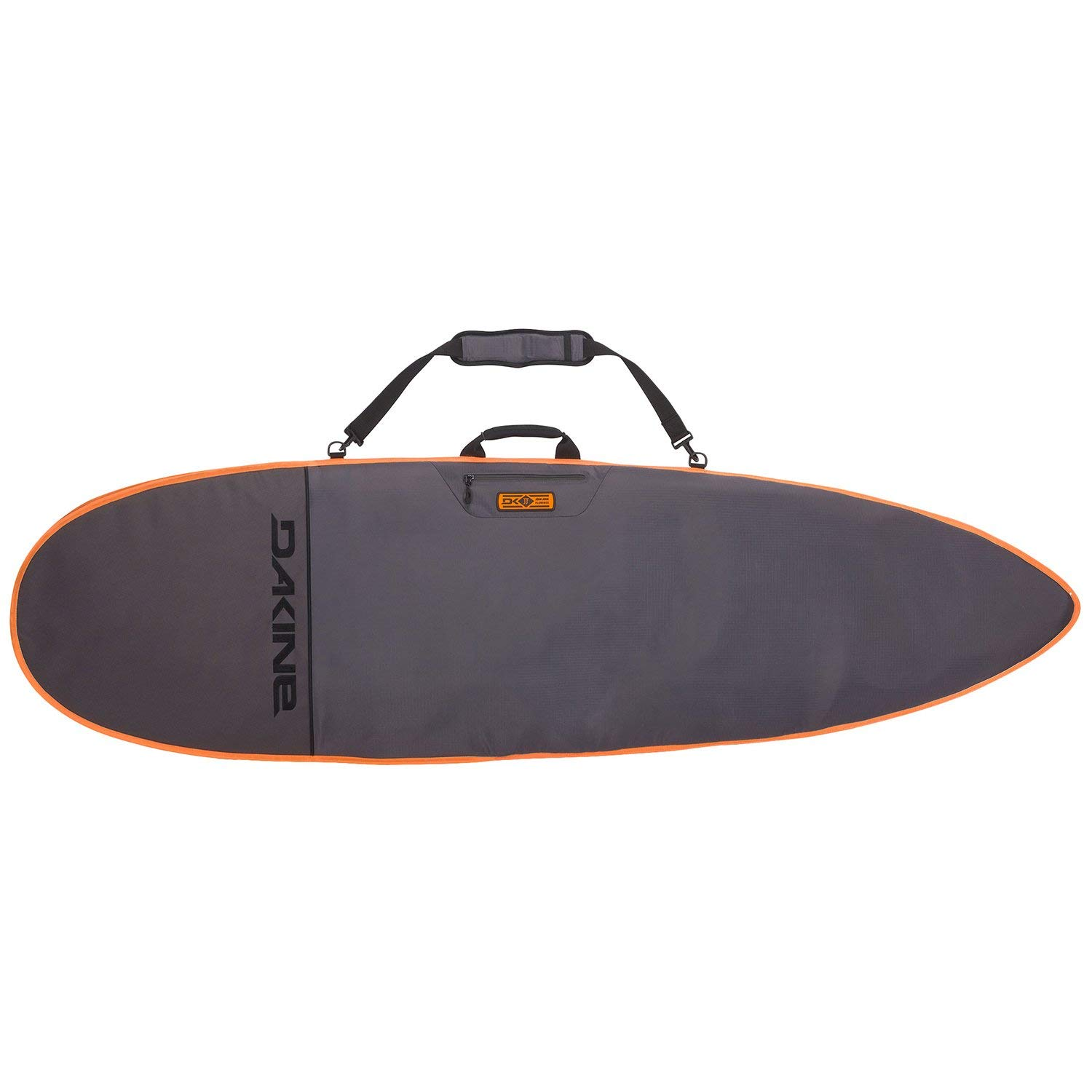 Dakine John John Florence Daylight Thruster Surfboard Bag Carbon, 6ft 10in x 23.5in by Dakine