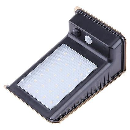Amazon.com: alloet - Lámpara de pared con sensor de ...