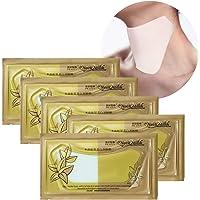 Mascarilla para el cuello de colágeno 35g Almohadillas para el cuello blanqueadoras hidratantes Antiarrugas Mascarilla…