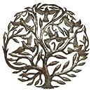 Steel Drum Art - 24 inch Tree of Life