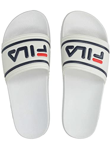 8db0408c9 Fila Flip Flops – Morro Bay Slipper white blue size  45  Amazon.com ...