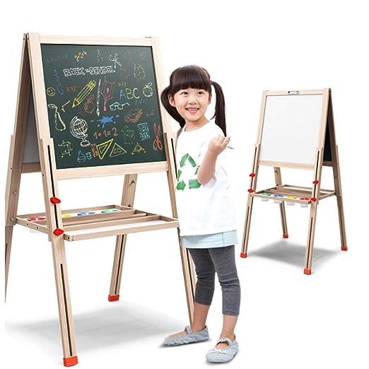 Pizarra Magica para Niños Pizarra Deluxe Standing Art Easel Altura ...