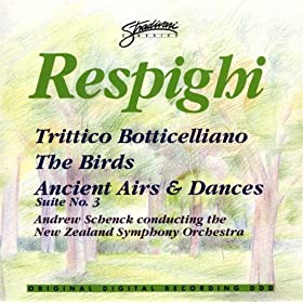 Amazon.com: Ancient Airs And Dances Suite No 3: Siciliana