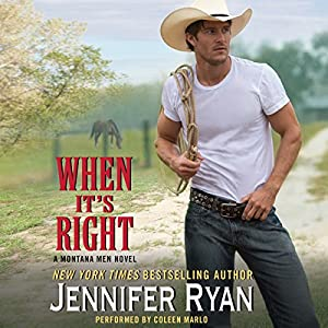 When It's Right Audiobook