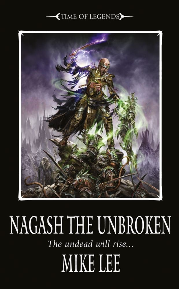 Nagash the Unbroken (Book Two of the Nagash Trilogy) (Warhammer) ePub fb2 ebook