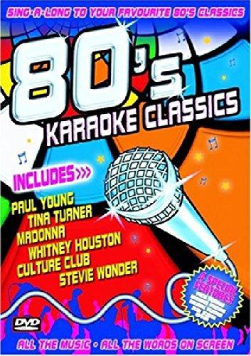 80?S Karaoke Classics [DVD] (Classics Karaoke Dvd)
