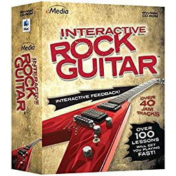 EMEDIA MUSIC EG06111 Interactive Rock Guitar