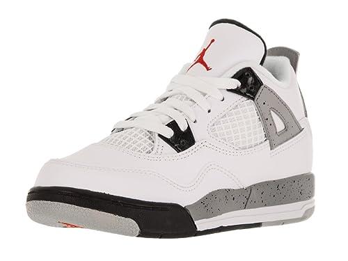Nike Air Jordan 4 Retro BP Cement Kids