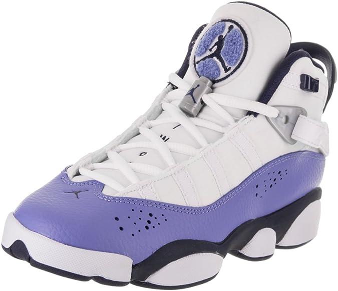 Jordan Nike 6 Anillos GG Zapatilla de Baloncesto de Estados Unidos ...