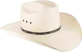 Resistol Men s George Strait Kingman 10X Straw Cowboy Hat - Rskngk-304281 a937ceb36234