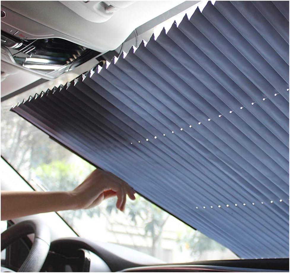 Ep Car Sunshield Auto Fenster Glasvisier Automatisch Zusammenklappbar Mit Saugnapf Zum Schneiden Und Kühlen Für Alle Autos Geeignet 28 Garten