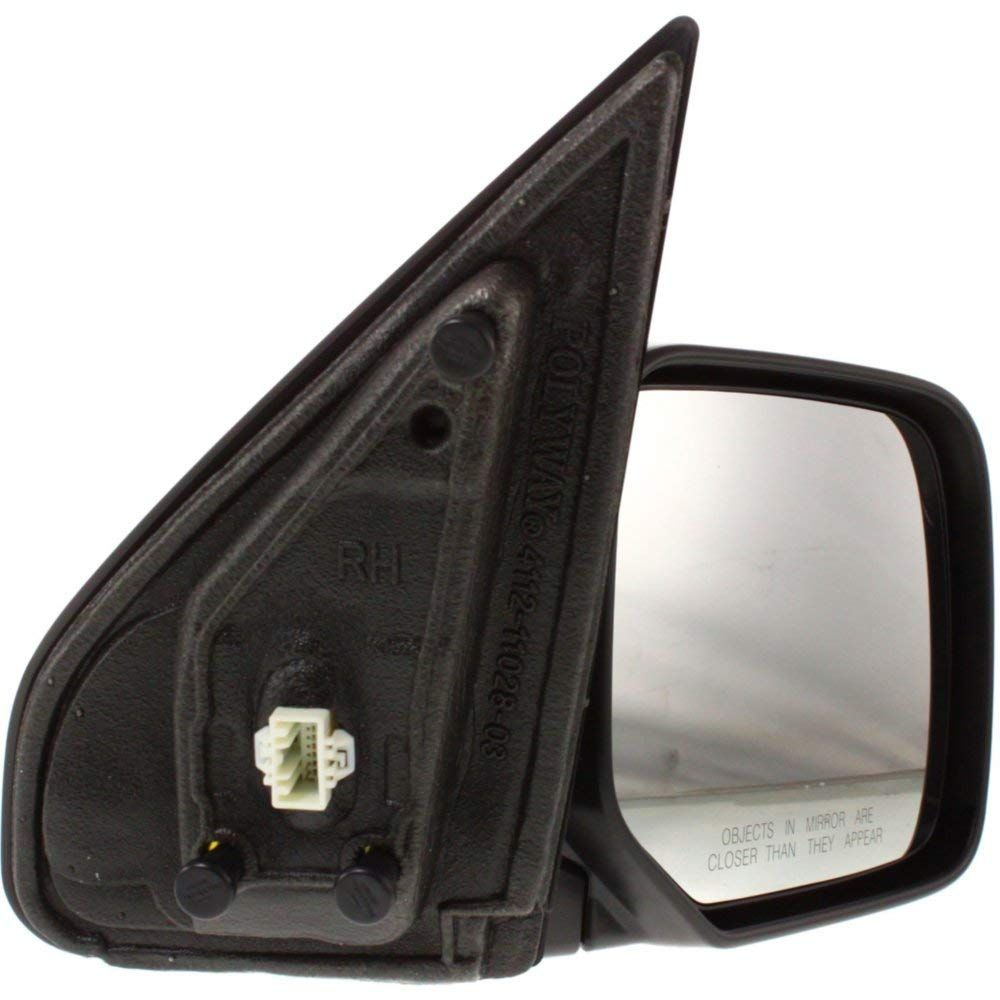 Kool Vue Power Mirror For 2009-2015 Honda Pilot Passenger Side Heated
