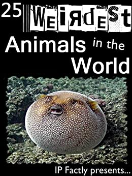 25 Weirdest Animals in the World! Amazing facts, photos and video links to the strangest creatures on the planet. (25 Amazing Animals Series Book 1) by [Factly, IP]