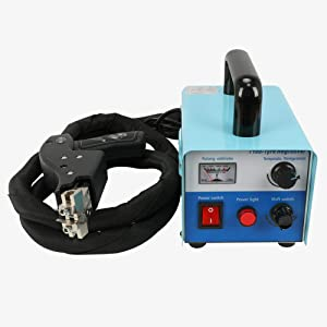 LAKAGO 110V Tire Machine with Pulse Heating Tire Regroover for Rubber Tyres with Blade Tire Iron Grooving Kits