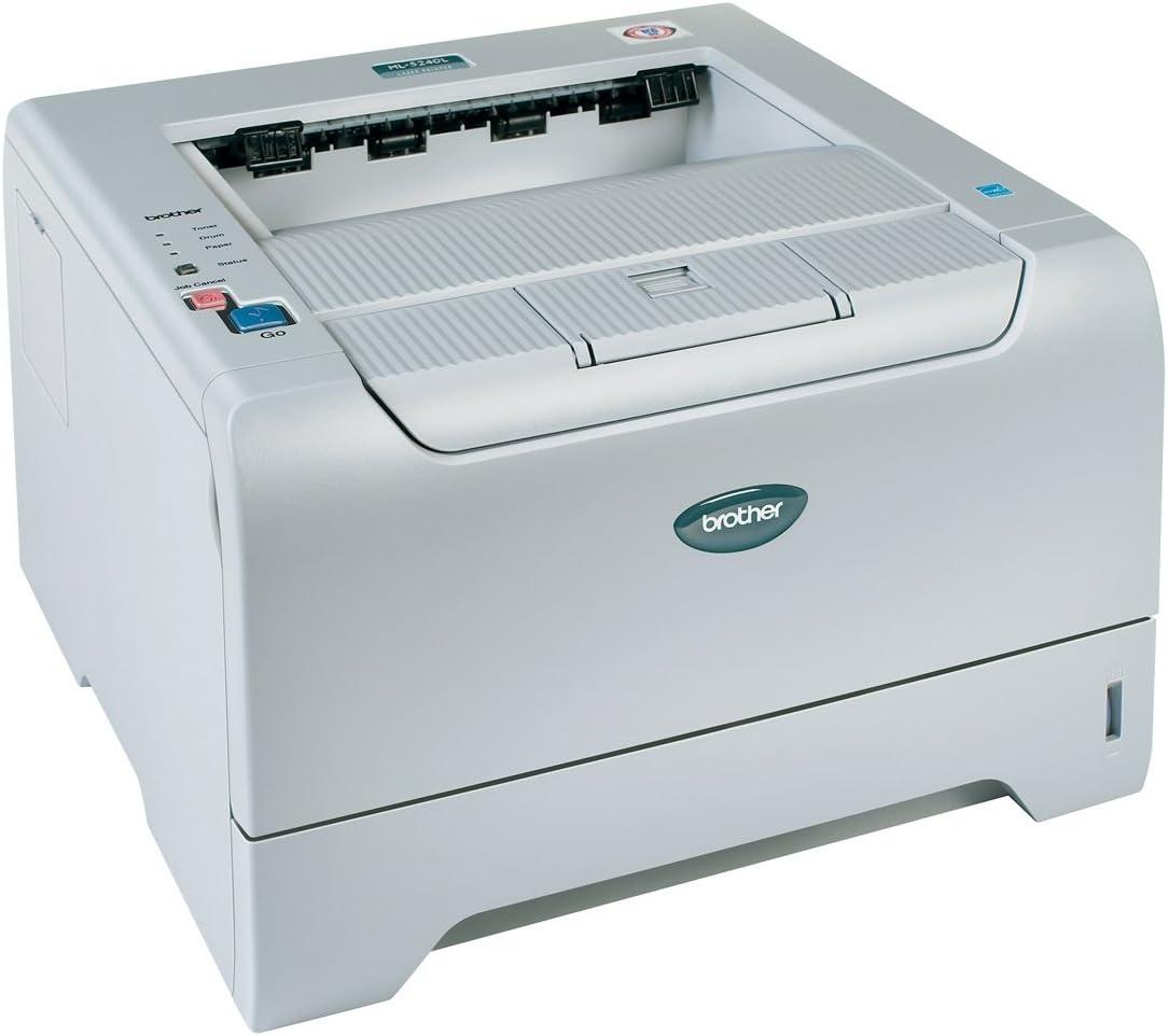 Brother HL-5240L - Impresora láser Blanco y Negro (24 ppm, Legal ...
