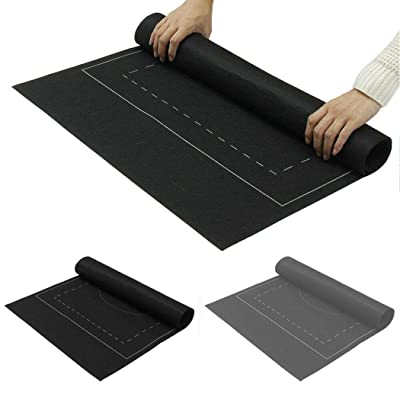 Villeur Jigsaw Puzzle Felt Mat Roll Up Puzzle Organizer Up To 1500 Pieces Without Puzzle Jigsaw Puzzles: Clothing