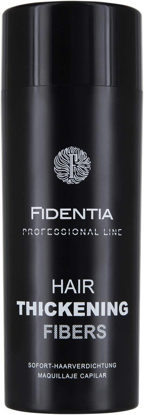 Fidentia Premium Scattered Hair - Compactación profesional para cabellos ligeros y finos