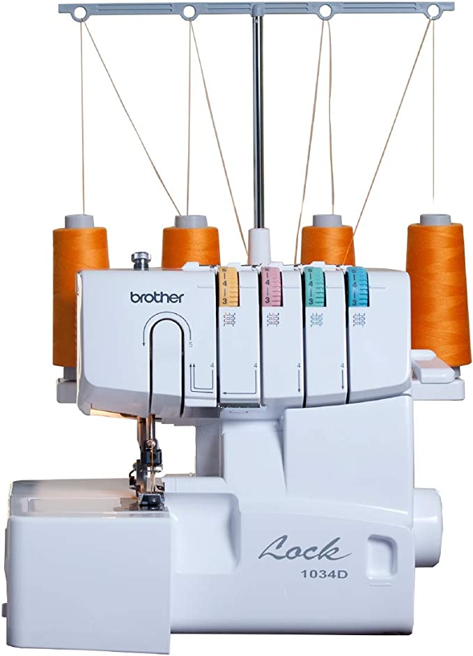 Home Lock 1034D Sewing Machine by Brother