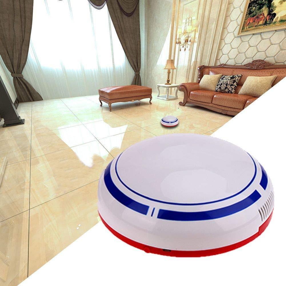 Amazon.com: AILIUJUNBING Mini Wireless Aspirador Clean Robot with USB Charging Intelligent Cartoon Sweep Robot Drop Shipping: Kitchen & Dining
