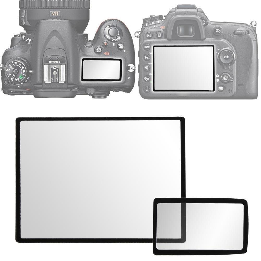 Asiright - Protector de pantalla LCD rígido para cámara réflex ...