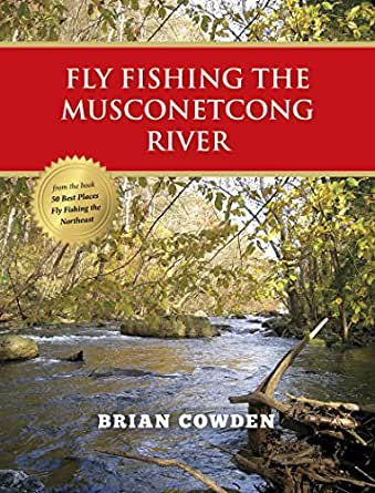 Fly fishing the musconetcong river ebook for Amazon fly fishing